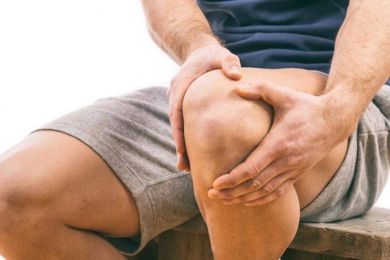 Knee tendon injuries