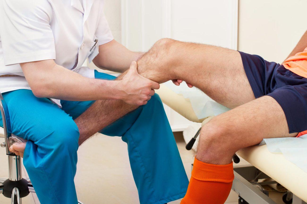 Knee consultation