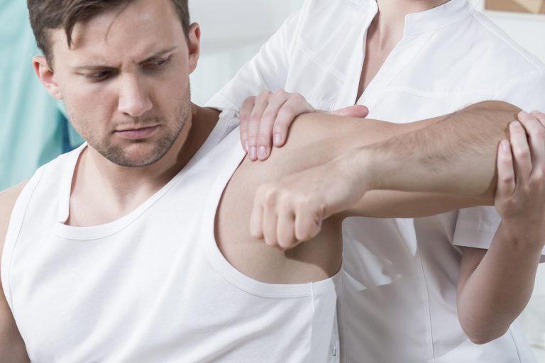 shoulder manipulation