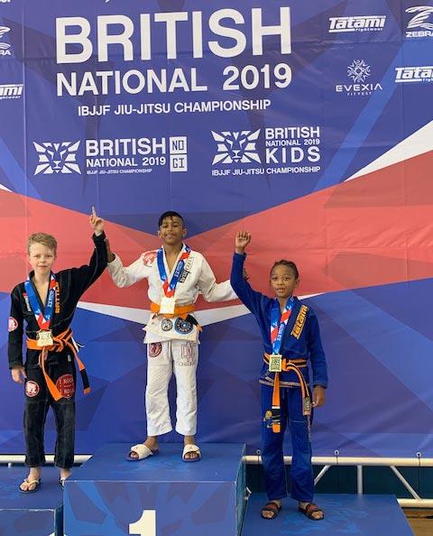 Isa, 12, Brazilian jiu-jitsu competitor & World Champion